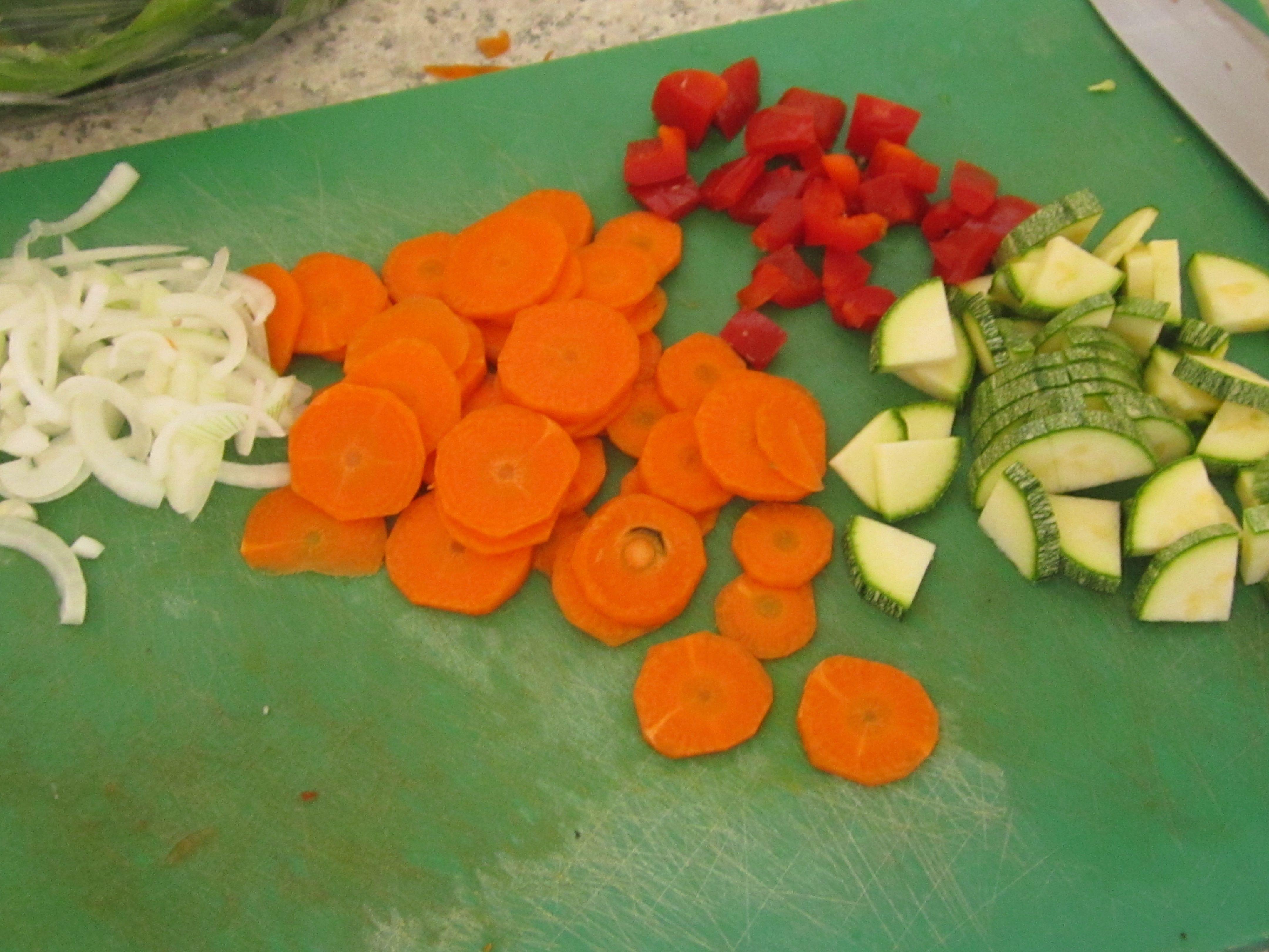 Pin En Tecnicas De Cortes En Verduras Derretir la mantequilla en una sartén con lados altos, y luego. pin en tecnicas de cortes en verduras