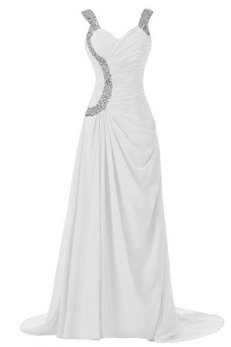 Sunvary Elegant Long Formal Party Dress Bridesmaid Dress Chiffon-   - Click image twice for more info - See a larger selection of bridesmaid dresses at http://zweddingsupply.com/product-category/bridesmaid-dresses/ -  woman , woman fashion, wedding fashion, wedding ideas, wedding style, bridesmaid, wedding