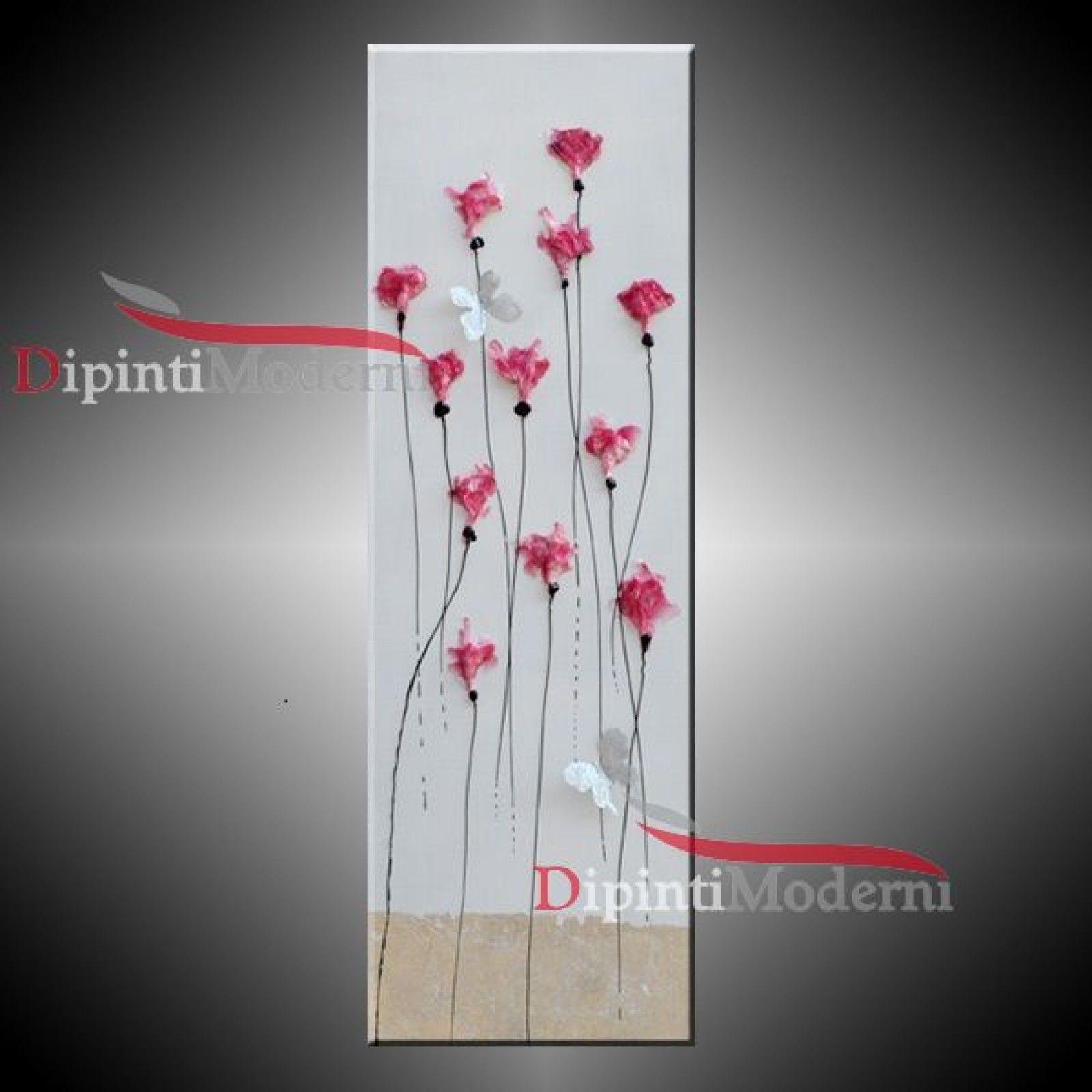 Quadri moderni verticali con fiori quadri moderni con for Quadri astratti moderni verticali