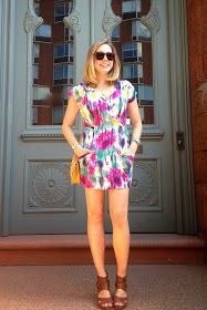 Cupcakes & Couture: What I Wore: Painted Mini