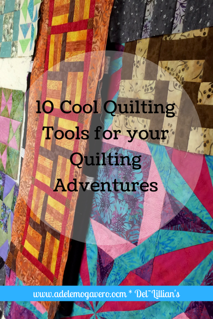 10 Cool Quilting Tools for your Quilting Adventures | Quilting tools : quilting gadgets - Adamdwight.com