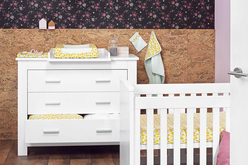 Le Style Chic Et Boheme Pour Les Bebes Modernes Eigentijds Kinderkamer Baby