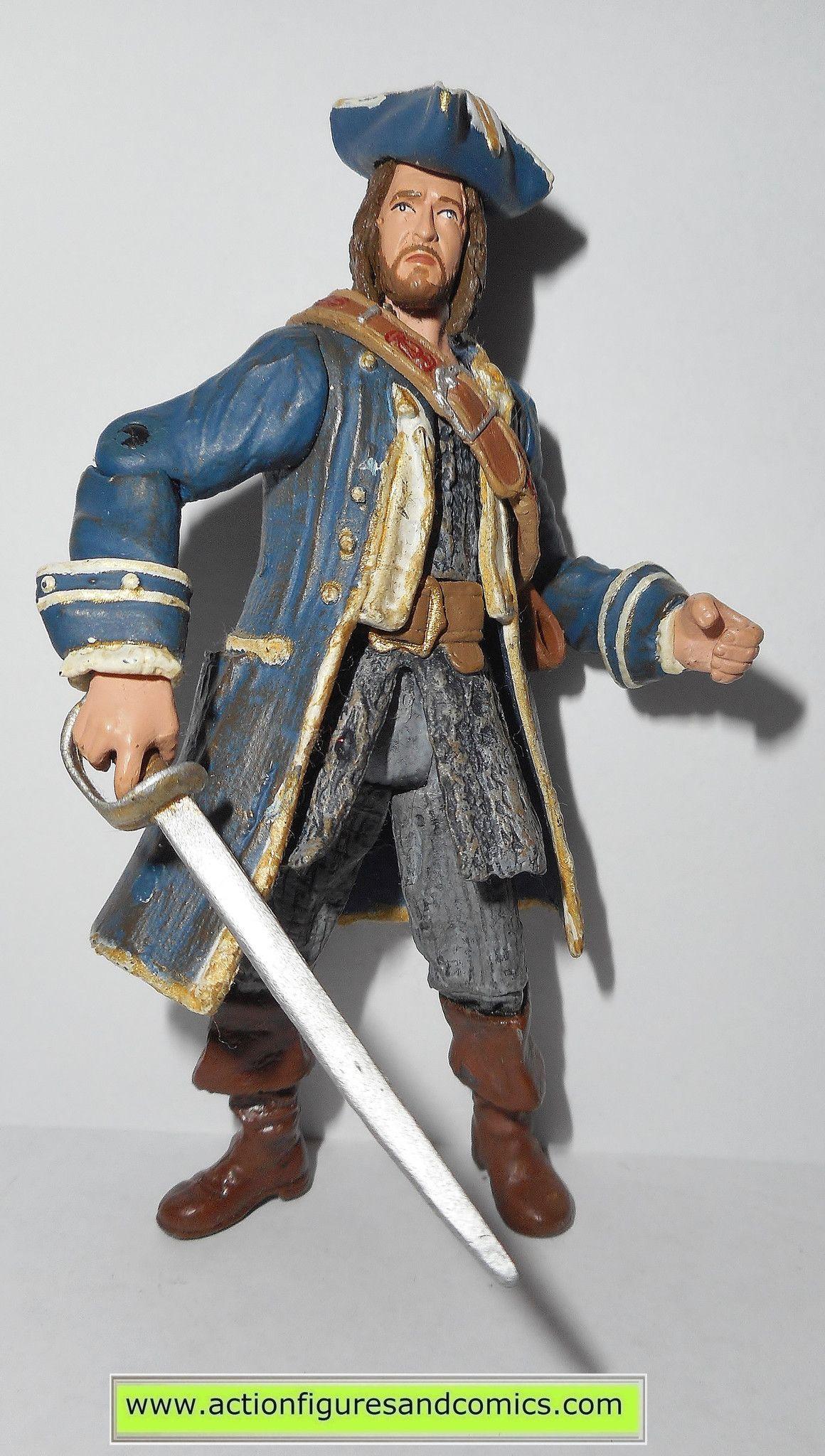 Pirates Of The Caribbean Toys : Pirates of the caribbean captain norrington zizzle