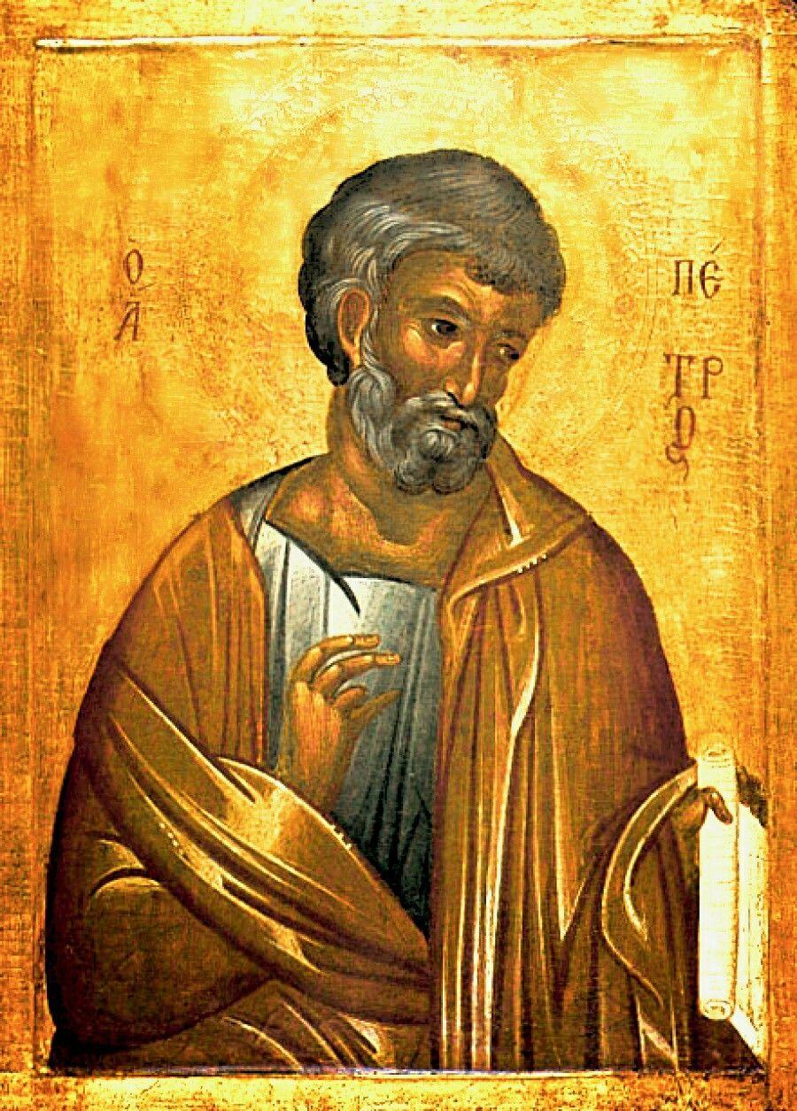 Holy Apostle Peter Byzantine icons, Orthodox icons