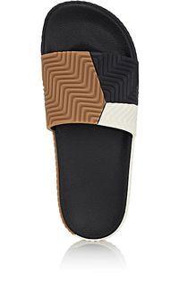 10ab008d3f9d  140 adidas Originals by Alexander Wang - Men s Adilette Rubber Slide  Sandals - SOLD by Barneys