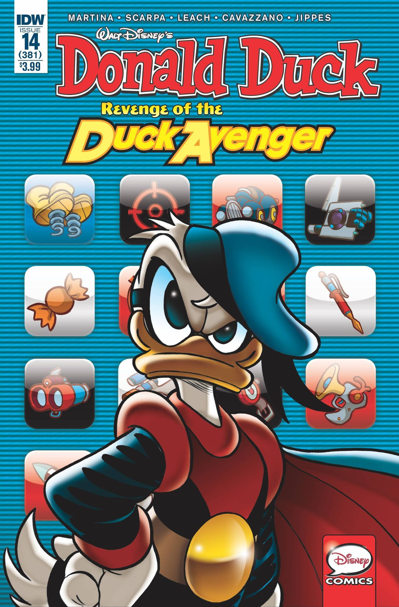 Donald Duck (2015) Issue #14