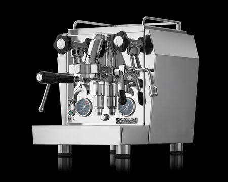 Rocket Espresso Giotto Evoluzione V2 Black Background Awesome Ideas