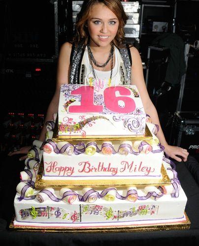 las tortas de cumpleaños de los famososMundoTKM
