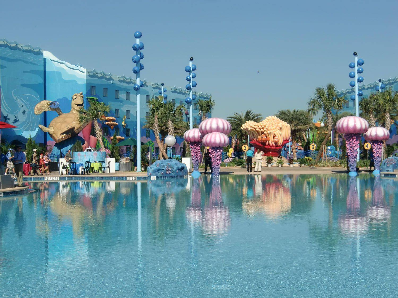 Art Of Animation Resort At Disney World Wdw Disney Resorts Pinterest Disney Art Of