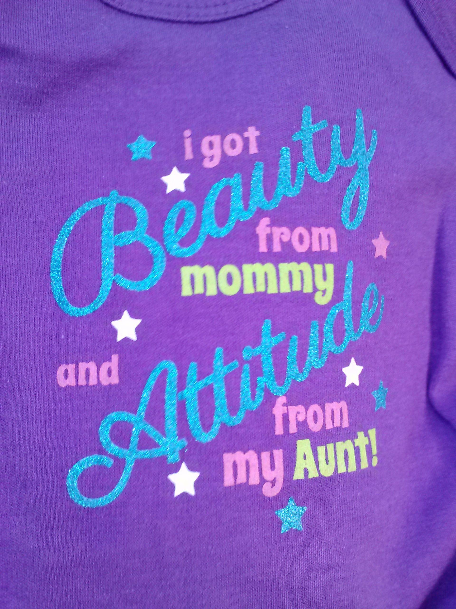 Aunts rule!