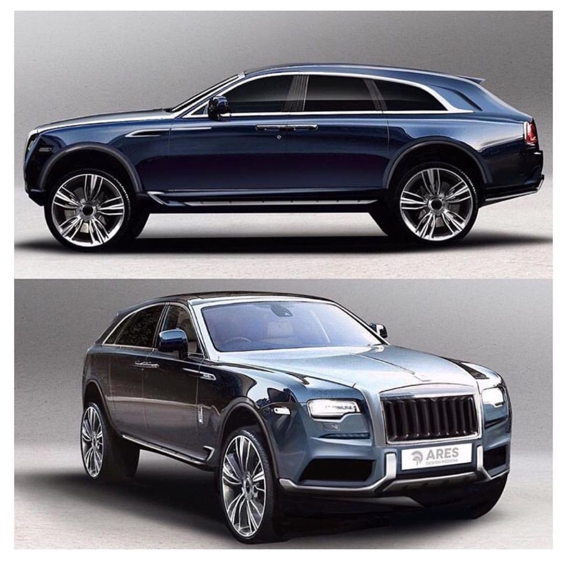 Luxury Cars: Rolls Royce, Royce