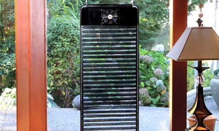 Solar Infra Systems | Residential And Industrial Portable Solar Air Heaters
