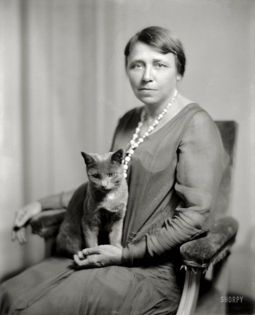 Hattie Caraway, the first woman ever elected to the US Senate, served two terms starting in 1925. #WHM
