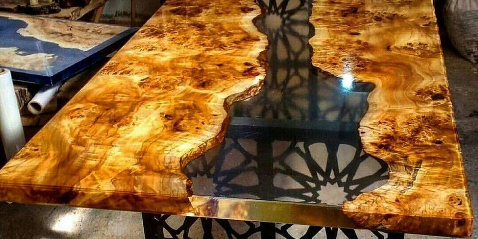 can you make money from resin tables