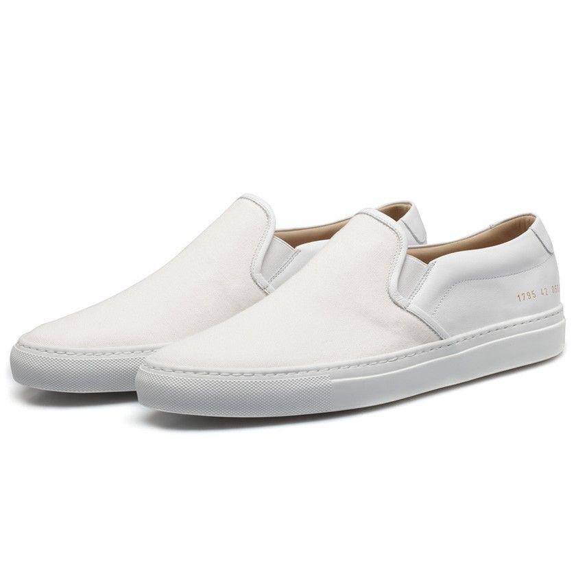 Projets Communs Sur Engobe Blanc Chaussures De Sport En Cuir zpryYjbPaX