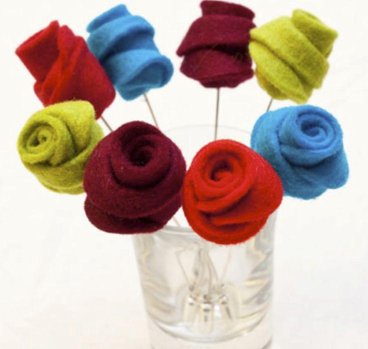 Roses solidàries contra l'oblit