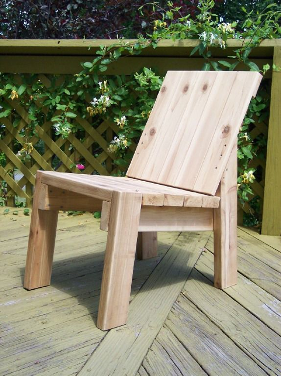 2 x 4 outdoor furniture plans adirondack chairs for Outdoor wood projects ideas