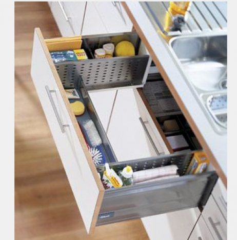 organized kitchen, home remodeling, renovating a new home, under ...