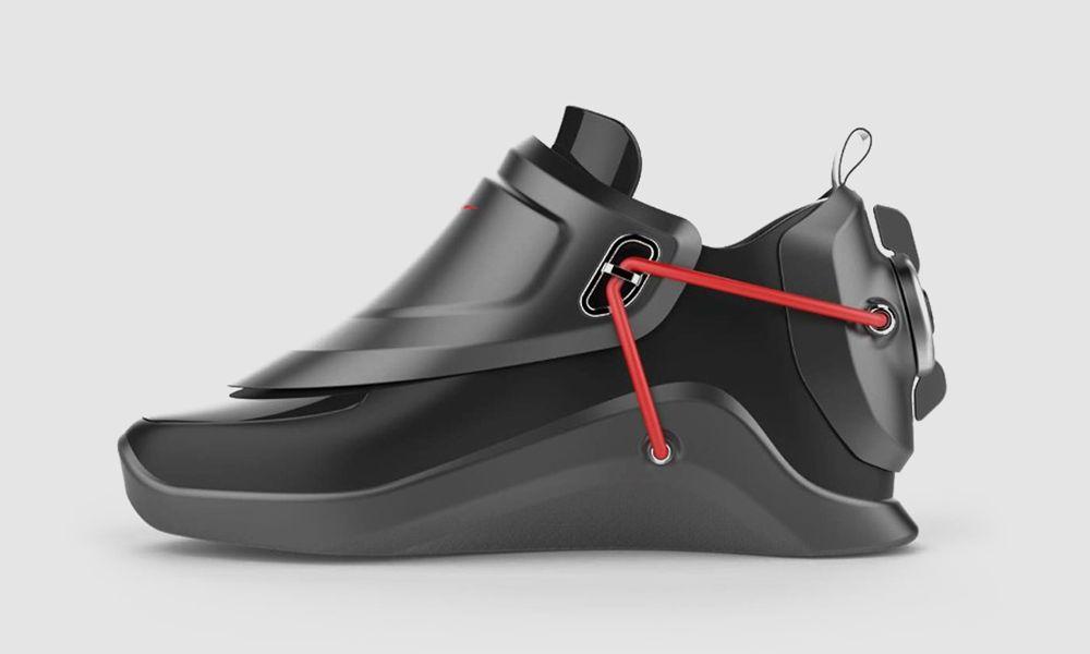 Nike HyperAdapt. Self Lacing Shoes.