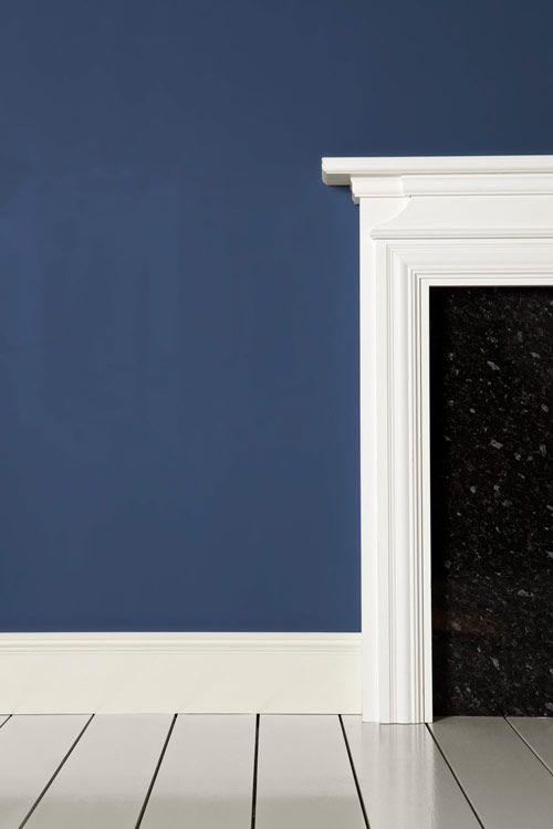 f no 220 pitch blue bleu ceruleen sleeping pinterest peinture bleu et maison. Black Bedroom Furniture Sets. Home Design Ideas