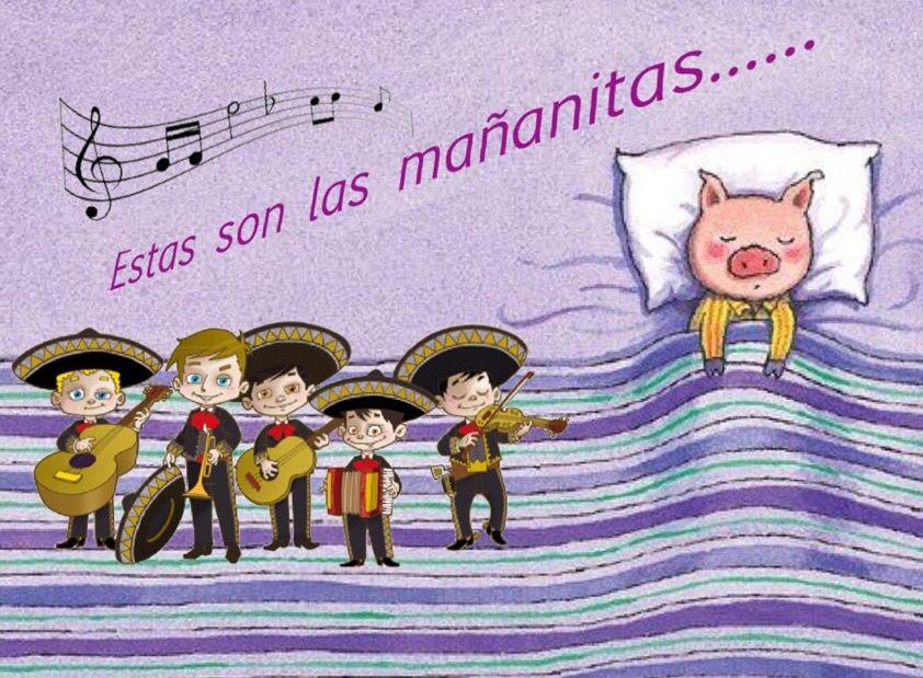 Feliz cumpleanos mexico mananitas