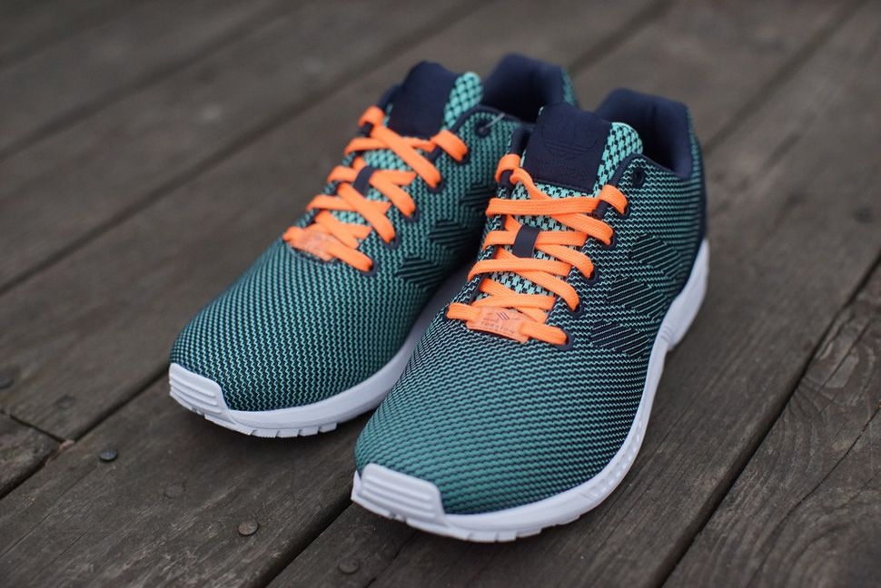 los angeles 28164 7f62b adidas ZX FLUX Weave