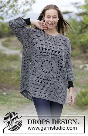 181 31 Magic Square Pattern By Drops Design Crochet Patterns