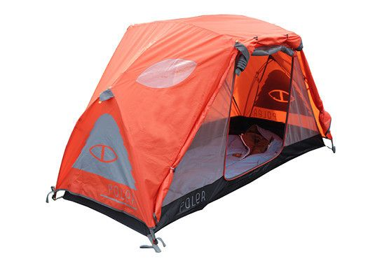 One man tent orange  sc 1 st  Pinterest & One man tent orange | Tents Camping and Tent tarp