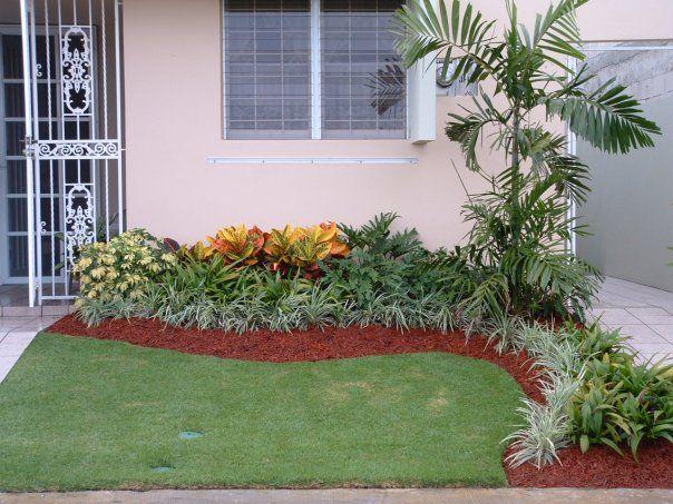 jardineria con poco espacio jard n jardines jardines On jardineria exterior con guijarros