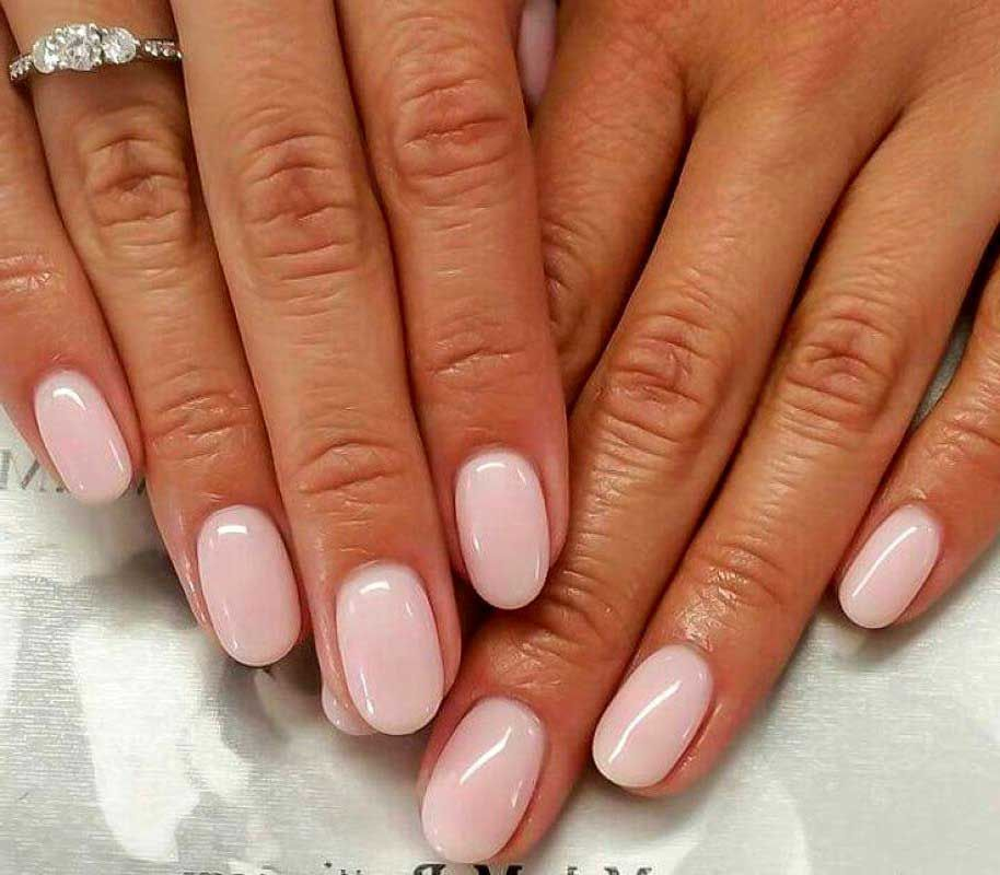 Best Natural Nails Ideas You Can Do at Home - Best Home Design Ideas