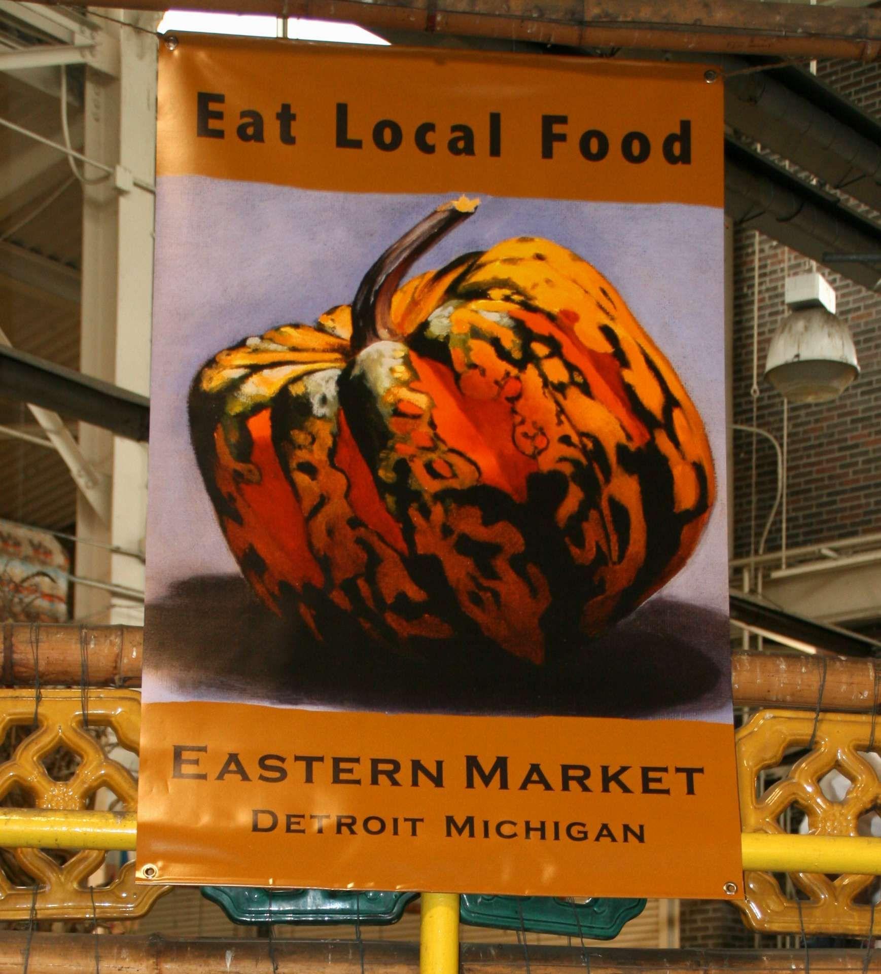 Detroit Eastern Market (easternmarket) on Pinterest