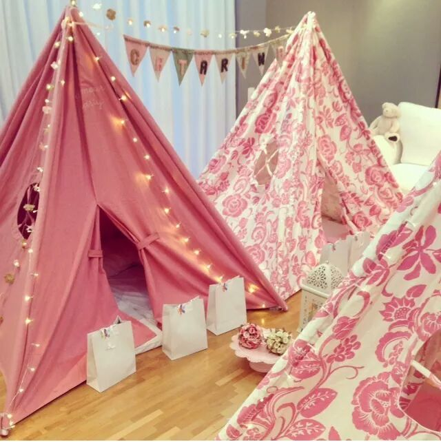 Super Cute Idea For A Sleepover Party