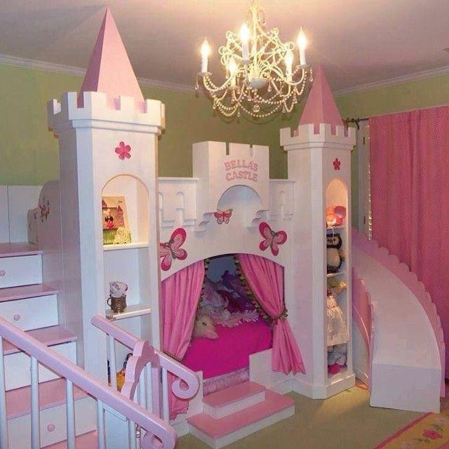Lo de mi princesa adquiere otro sentido con este - Casitas de princesas ...