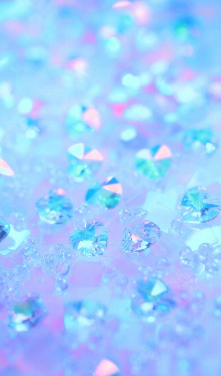 art, background, beautiful, beauty, colorful, crystals, design, diamond, diamonds, glass, glitter, jewerly, lights, pastel, pattern, pretty, sparkles, style, texture, wallpaper, wallpapers, we heart it, blue glitter, beautiful art, glitter background, be