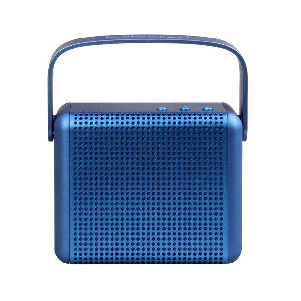 boomax bluetooth soundbox blue productdesign. Black Bedroom Furniture Sets. Home Design Ideas