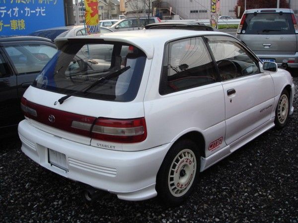 Toyota Starlet Gt Turbo Ep82 Mobil Klasik Mobil Modifikasi Mobil