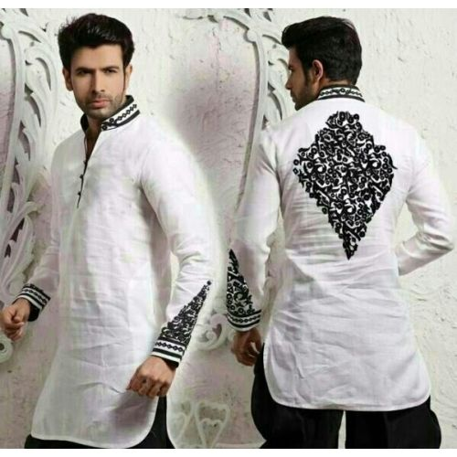 Shop Designer Pathani Kurta Pyjama For Men by Kalani's online ...