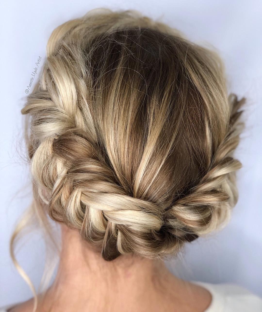 87 Fabulous Wedding Hairstyles For Every Wedding Dress Neckline