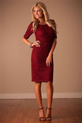 Modest Dresses