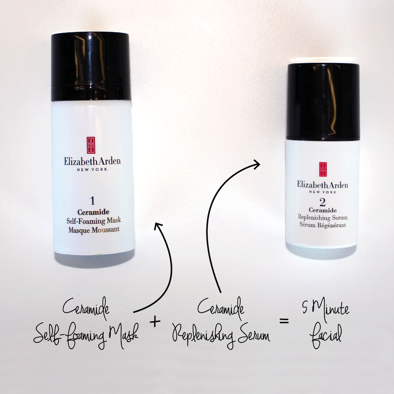 Spa Skin In Just 5 Minutes Yes Please New Ceramide 5 Minute Facial Skincare Best Face Products Elizabeth Arden Makeup Ceramides