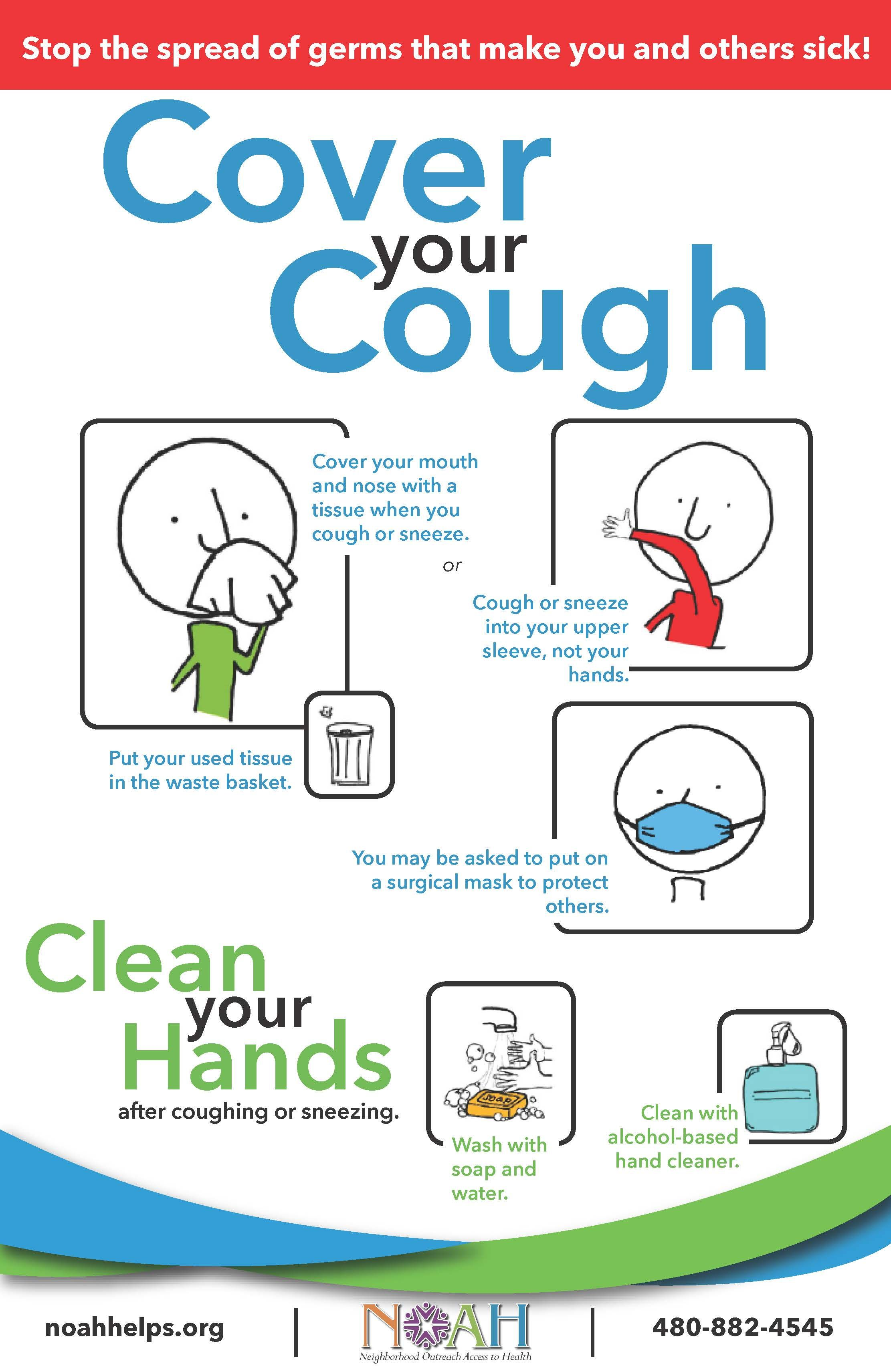 Today is GlobalHandwashingDay and our NOAH Care Team