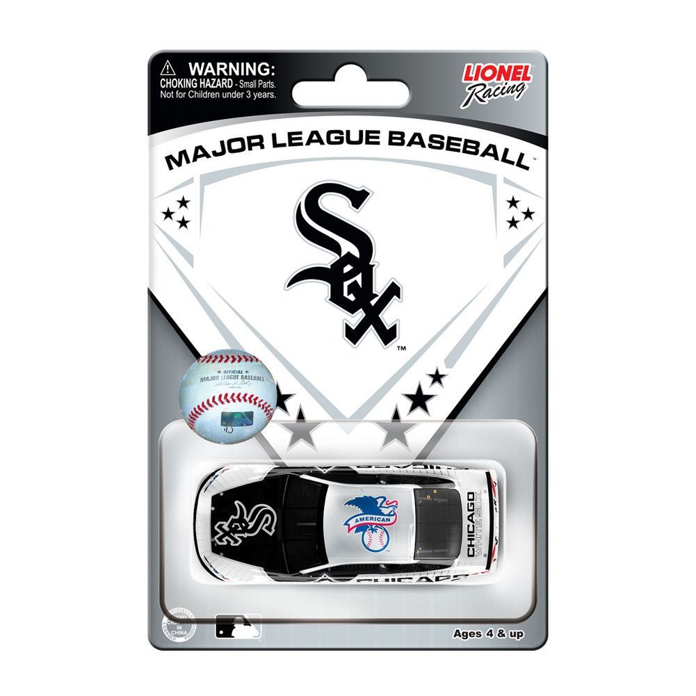 New! Chicago White Sox Lionel Racing 1:64 Diecast Car #ChicagoWhiteSox