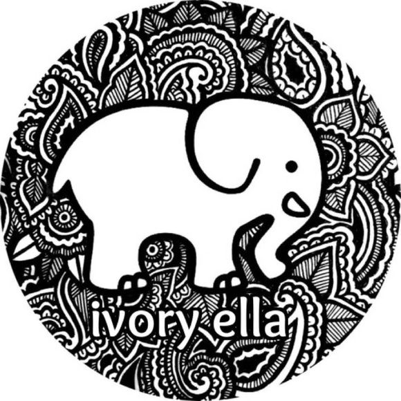 Iso Ivory Ella Ivory Ella Stickers Ivory Ella New Sticker