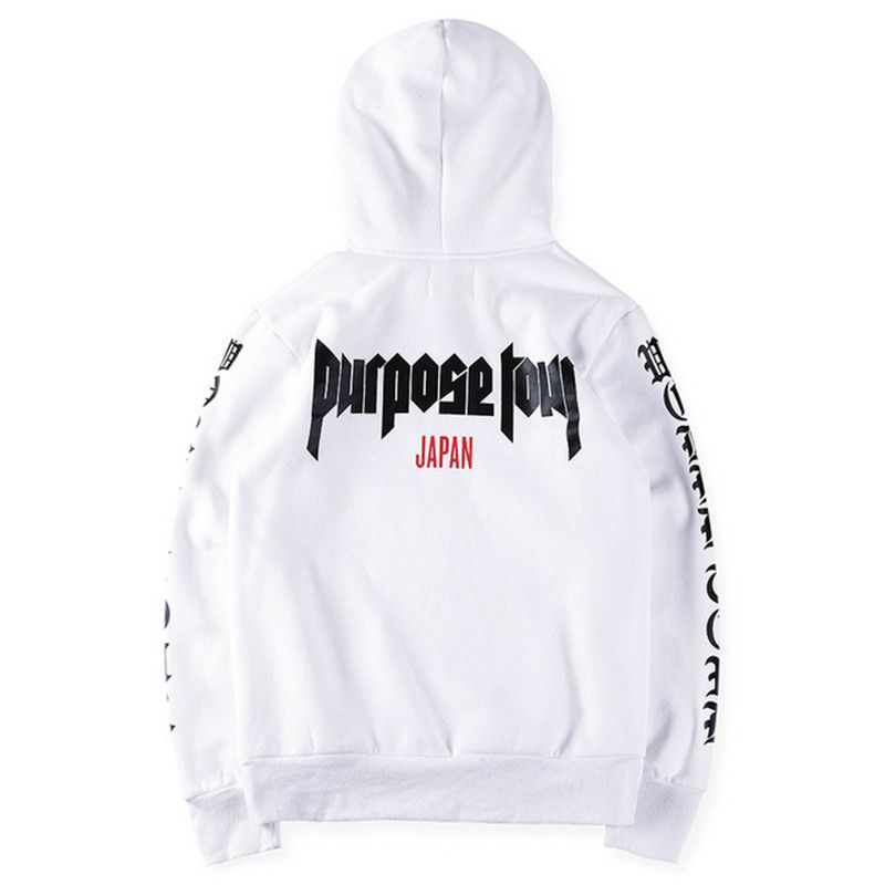 STAFF 2018 New Men/'s Cotton Kanye West Hip Hop Skateboard Hoodies Sweatshirts