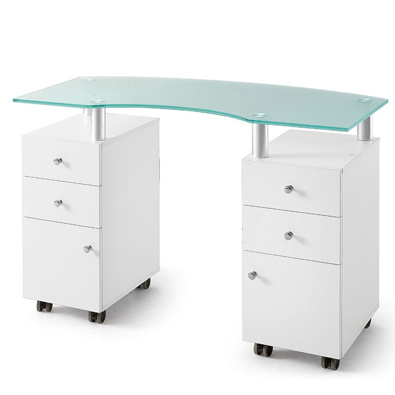 Manicure Table For Sale >> Nail Technician Table Manicure Table In 2019 Manicure Station