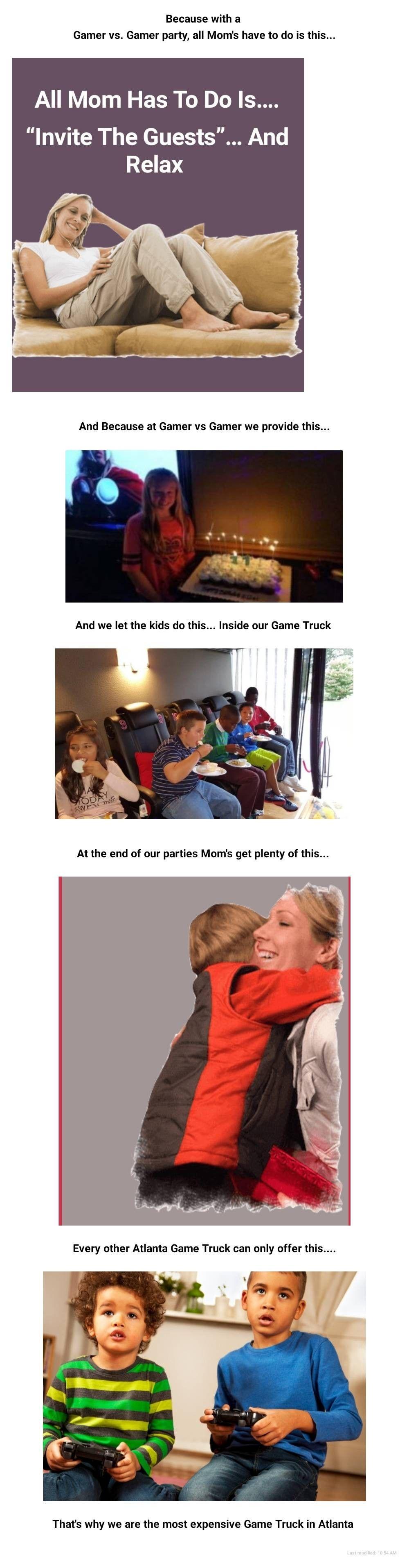 Pin by Atlanta Game Truck Birthday Party By Gamer vs Gamer