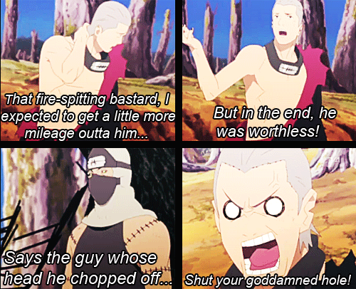I Like To Think Of Hidan And Kakuzus Friendship As The Same As Me