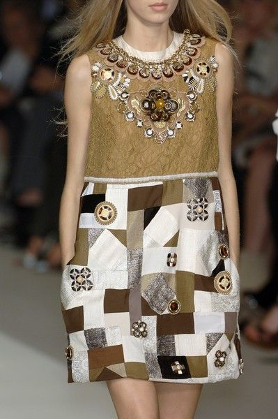"""whatchathinkaboutthat: """" Chloe Spring 2007 """""""