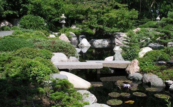 Charlotte Partridge Ordway Japanese Garden   Como Park Zoo And .