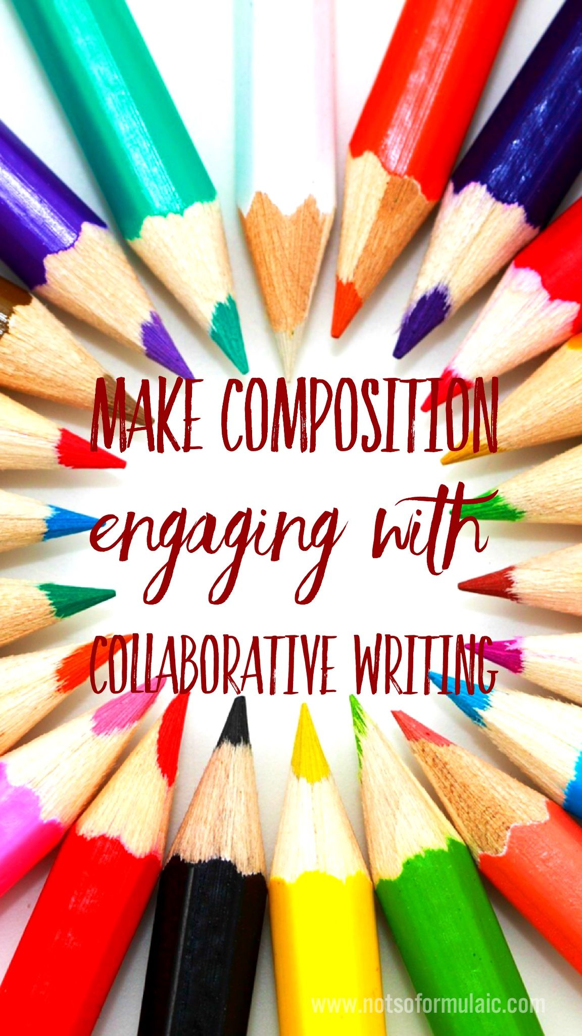 Engaging Writers With Collaboration Collaborative